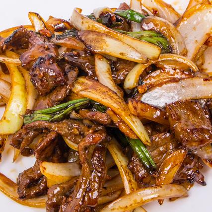 East Meets West Chinese Food Menu